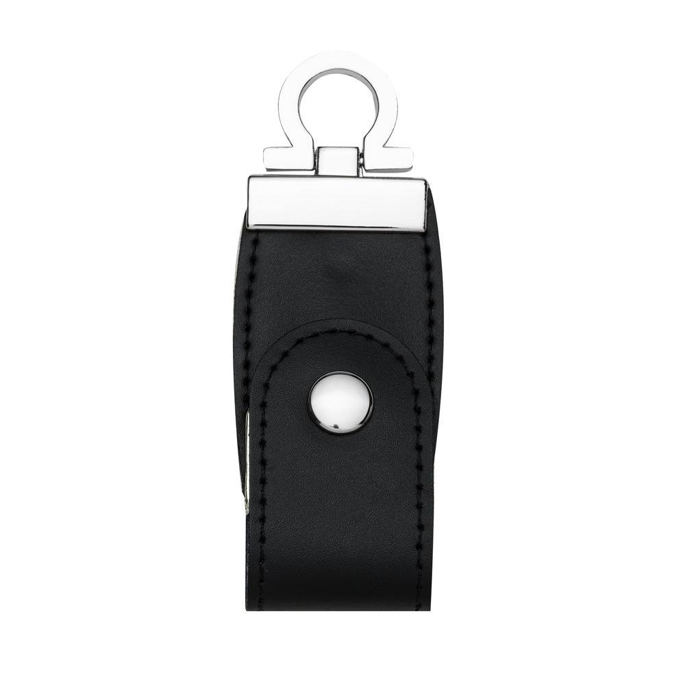 Pen Drive Couro 8GB 025-8GB - Pen Drives - Gráfica e Brindes Ipê - Patos de Minas - MG