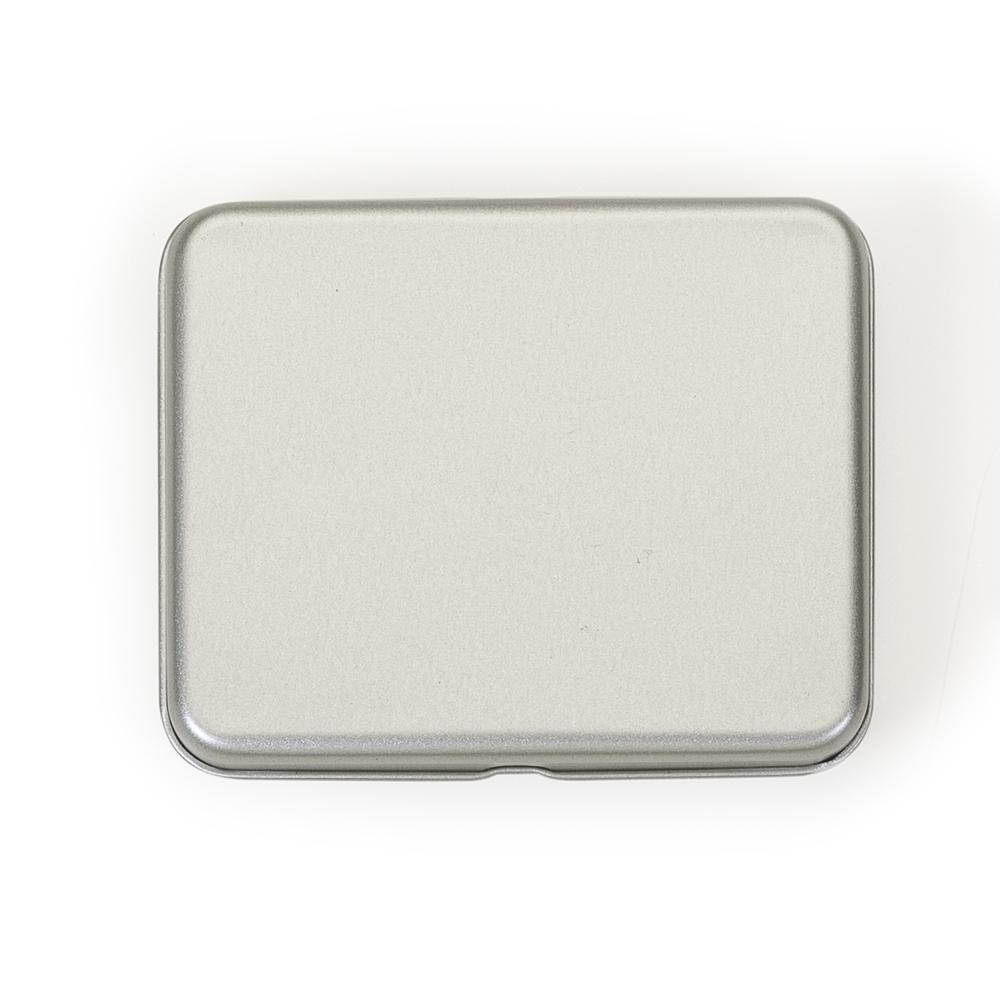 Estojo de Metal para Pen Drive 11805 - Brindes - Gráfica e Brindes Ipê - Patos de Minas - MG