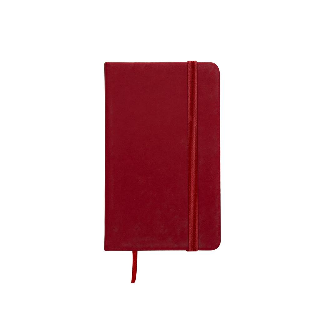 Caderneta tipo Moleskine 12513 - Blocos e Cadernetas - Gráfica e Brindes Ipê - Patos de Minas - MG