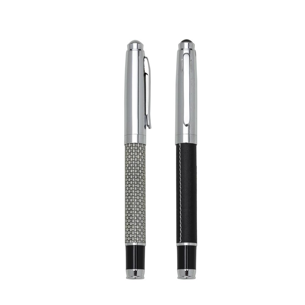 Caneta Metal Roller  13212 - Canetas - Gráfica e Brindes Ipê - Patos de Minas - MG
