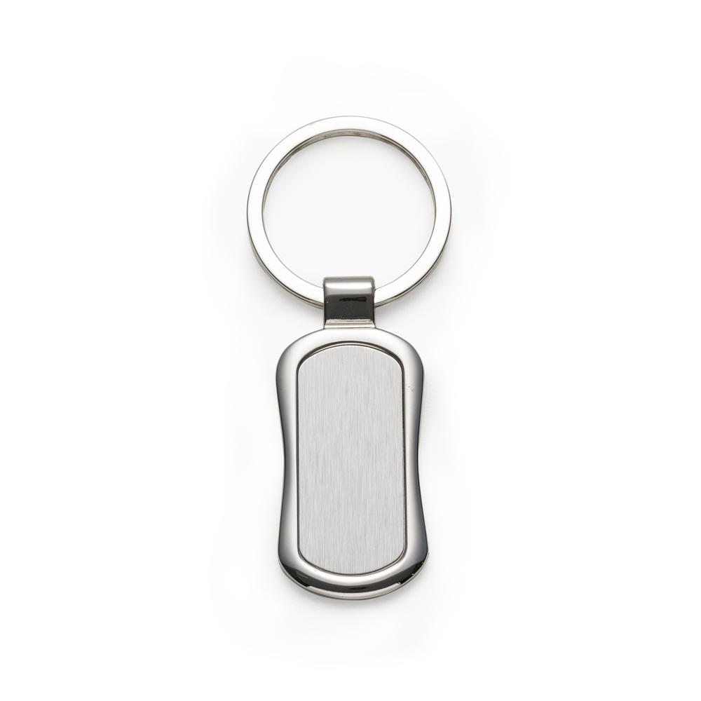 Chaveiro Metal 136 - Brindes - Gráfica e Brindes Ipê - Patos de Minas - MG