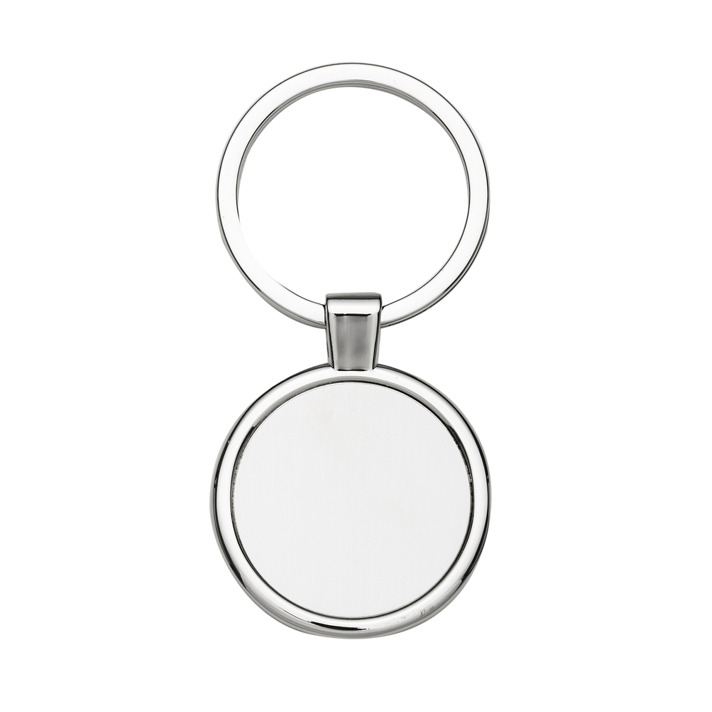 Chaveiro Metal 1655 - Brindes - Gráfica e Brindes Ipê - Patos de Minas - MG