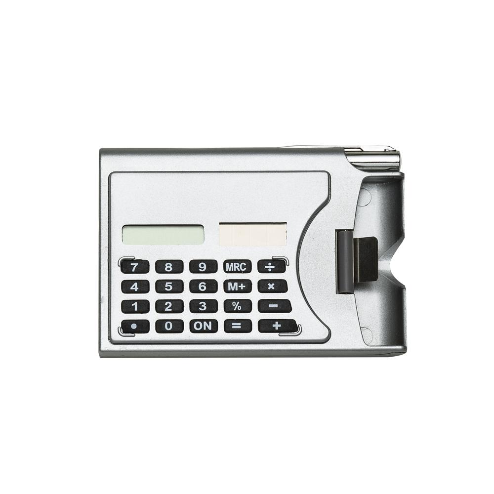 Calculadora Porta Cartão 3919 - Brindes - Gráfica e Brindes Ipê - Patos de Minas - MG