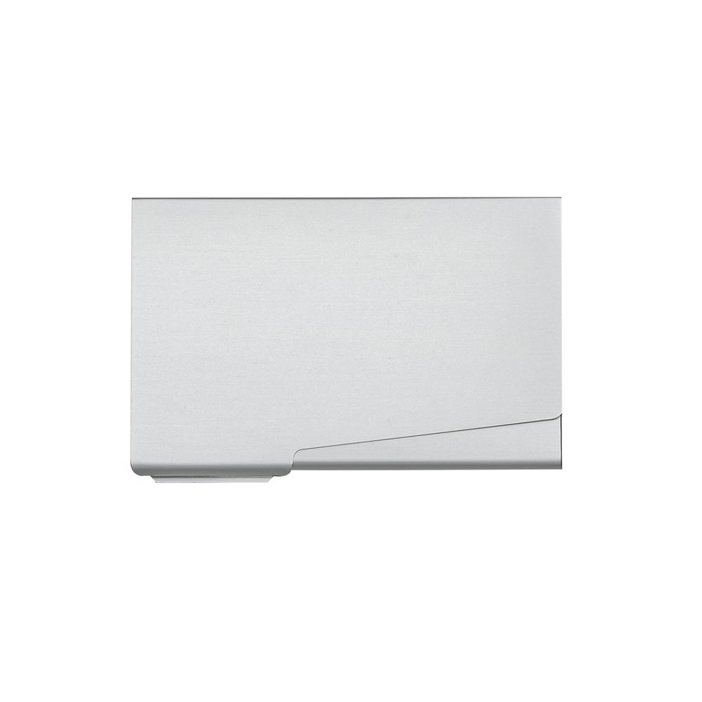 Porta Cartão Alumínio 4229 - Brindes - Gráfica e Brindes Ipê - Patos de Minas - MG