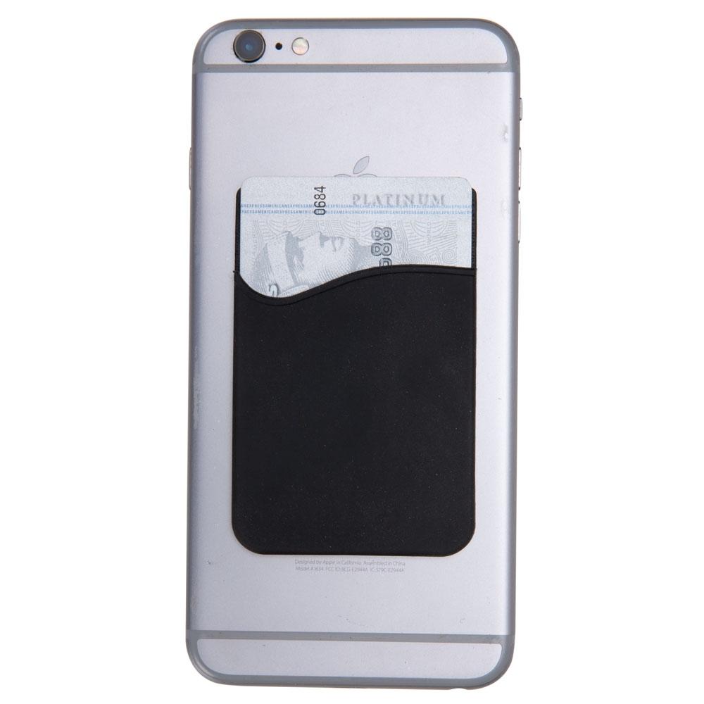 Adesivo Porta Cartão de Silicone para Celular 14000 - Informática e Telefonia - Gráfica e Brindes Ipê - Patos de Minas - MG