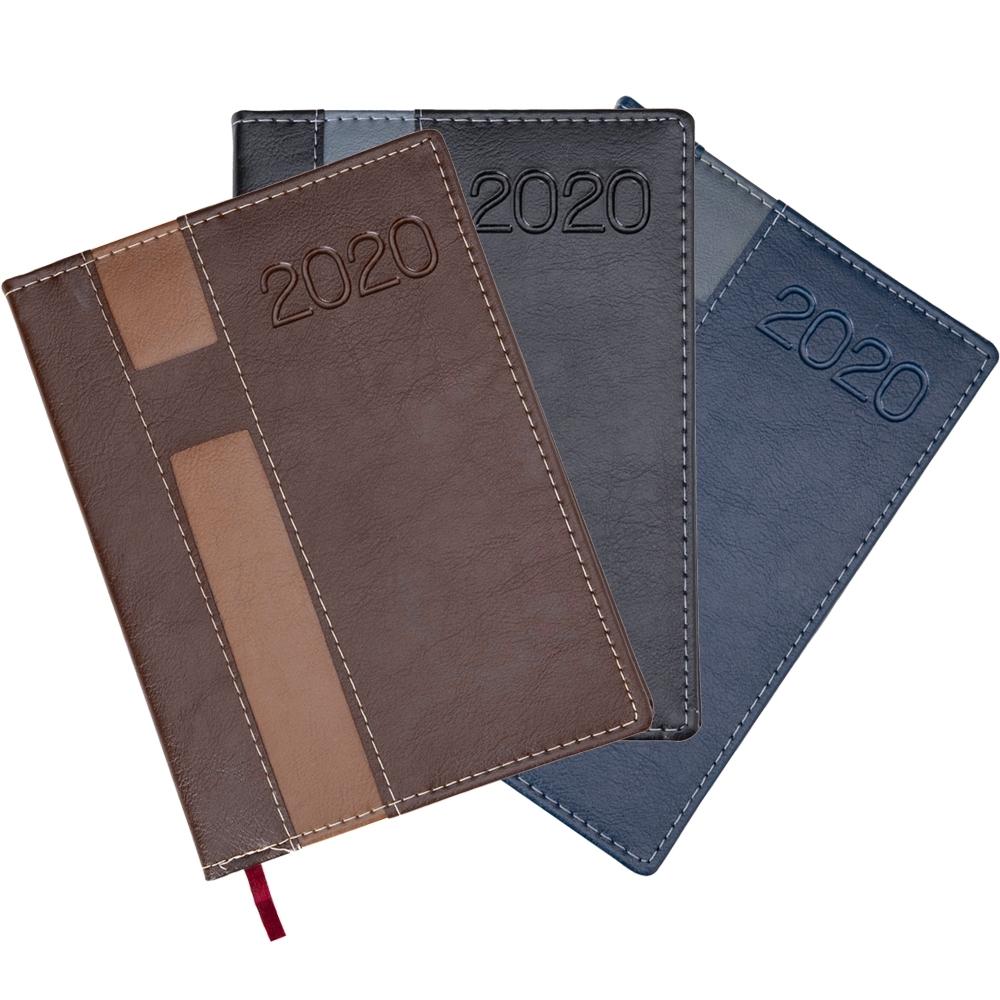 Agenda Diária 2020  12475 - Escritório - Gráfica e Brindes Ipê - Patos de Minas - MG