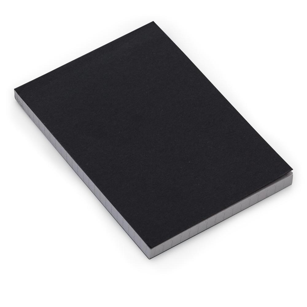 Bloco de Anotação com Folhas Quadriculadas  12949 - Blocos e Cadernetas - Gráfica e Brindes Ipê - Patos de Minas - MG