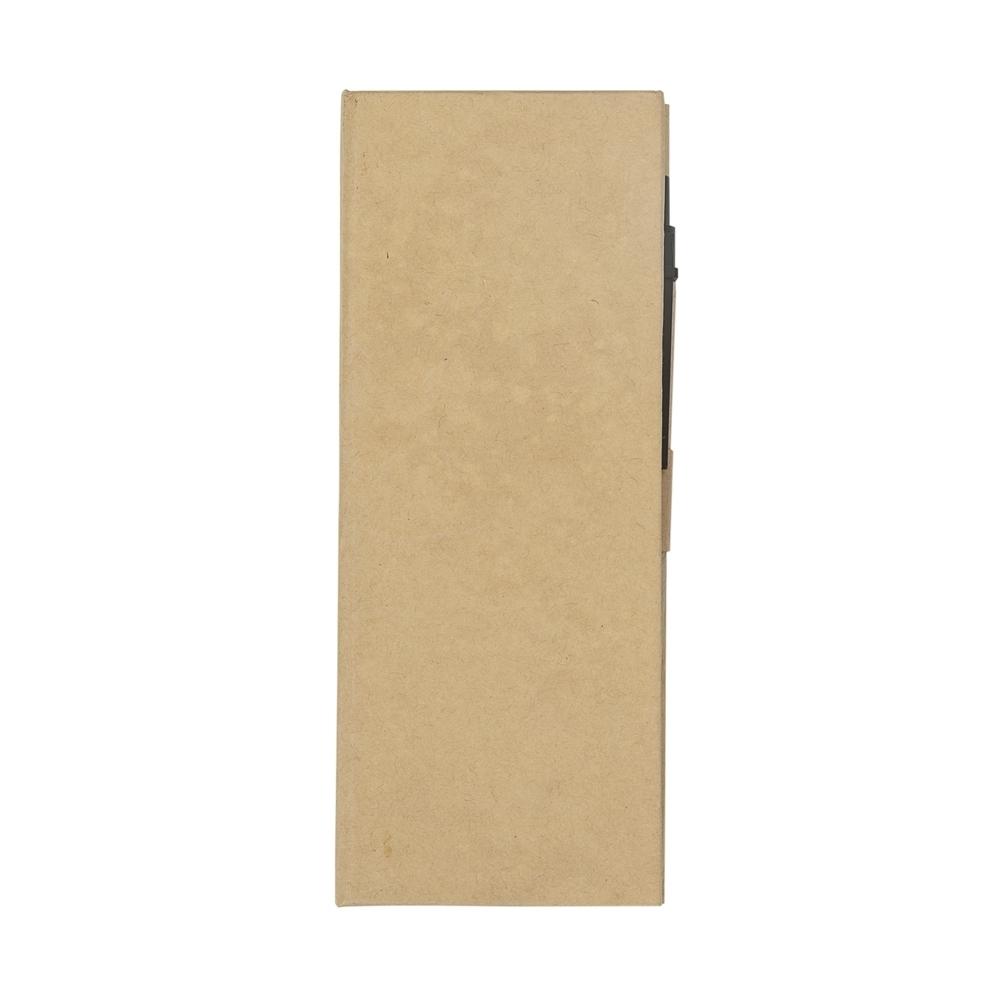 Bloco de Anotação com Post-it e Caneta 12168 - Blocos e Cadernetas - Gráfica e Brindes Ipê - Patos de Minas - MG