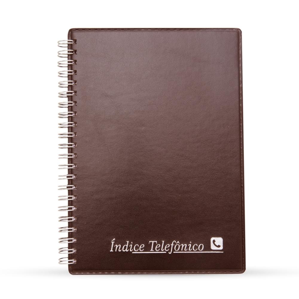 Caderneta Índice Telefônico 13797 - Brindes - Gráfica e Brindes Ipê - Patos de Minas - MG