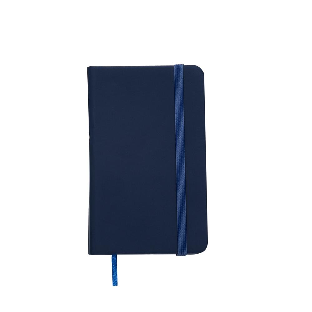 Caderneta tipo Moleskine 12513 S/P - Blocos e Cadernetas - Gráfica e Brindes Ipê - Patos de Minas - MG