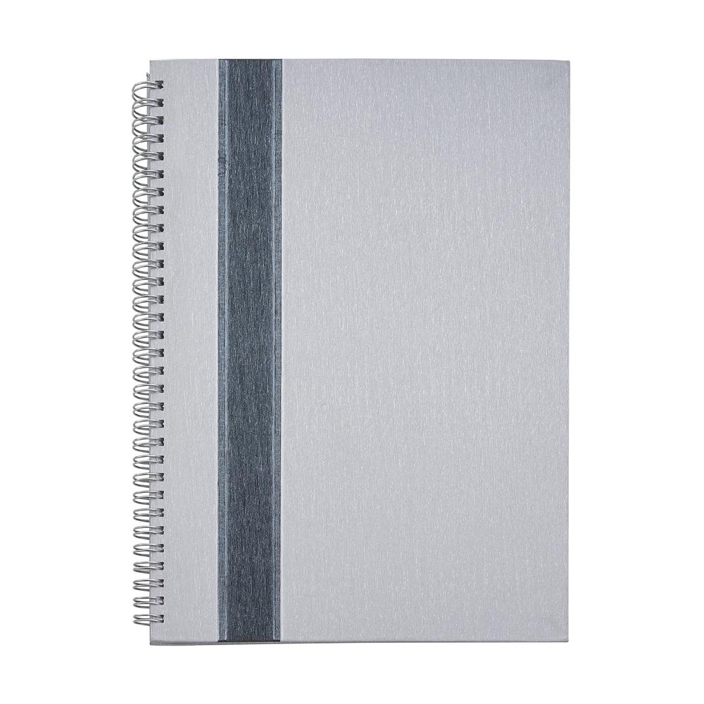 Caderno Grande com Faixa 13927 - Blocos e Cadernetas - Gráfica e Brindes Ipê - Patos de Minas - MG