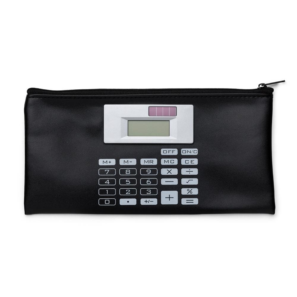 Carteira com Calculadora 12024 - Carteiras e Porta Documentos - Gráfica e Brindes Ipê - Patos de Minas - MG