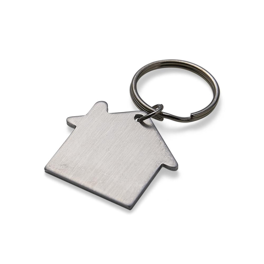Chaveiro Plaquinha Formato Casa  200 - Chaveiros - Gráfica e Brindes Ipê - Patos de Minas - MG
