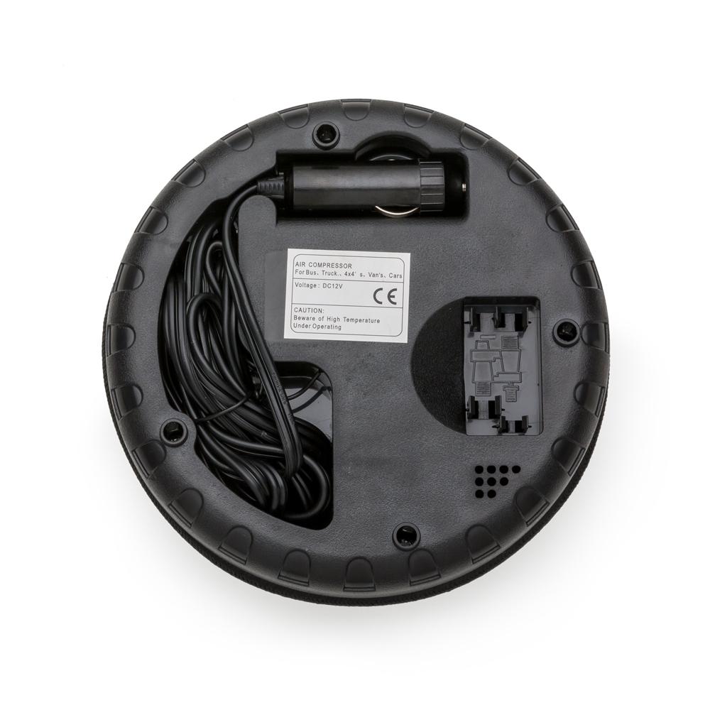 Compressor de Ar Portátil 12V  13678 - Acessórios para Carros - Gráfica e Brindes Ipê - Patos de Minas - MG
