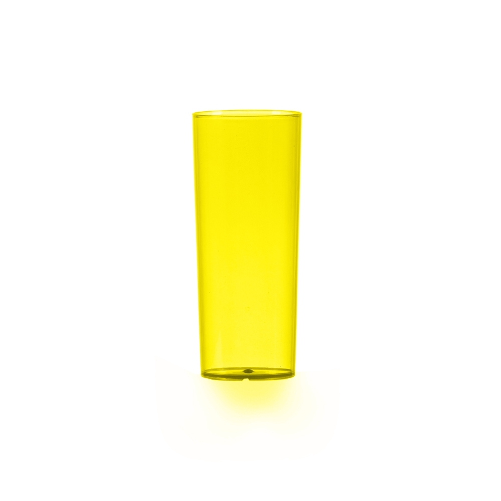 Copo Long Drink 330ml Translúcido 13699T - Brindes - Gráfica e Brindes Ipê - Patos de Minas - MG