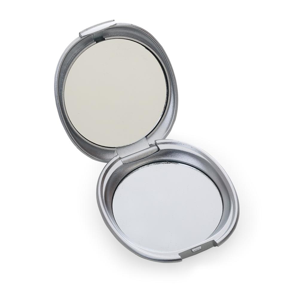 Espelho Duplo Sem Aumento 12577 - Brindes - Gráfica e Brindes Ipê - Patos de Minas - MG