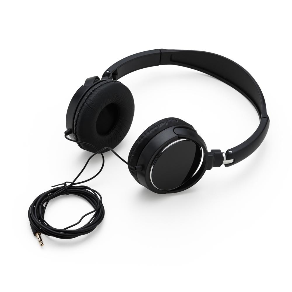 Fone de Ouvido Estéreo 12805 - Fones de Ouvido - Gráfica e Brindes Ipê - Patos de Minas - MG