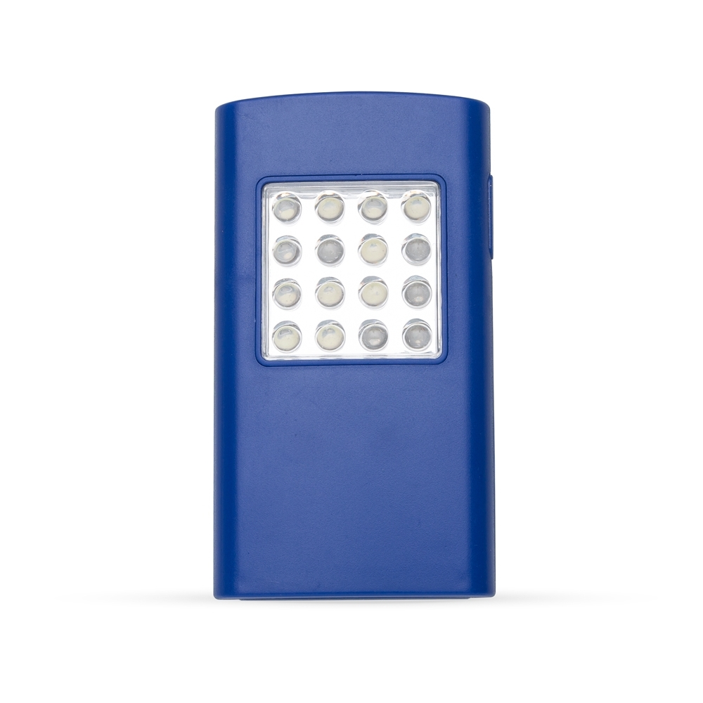 Lanterna Plástica com Imã 12906 - Brindes - Gráfica e Brindes Ipê - Patos de Minas - MG