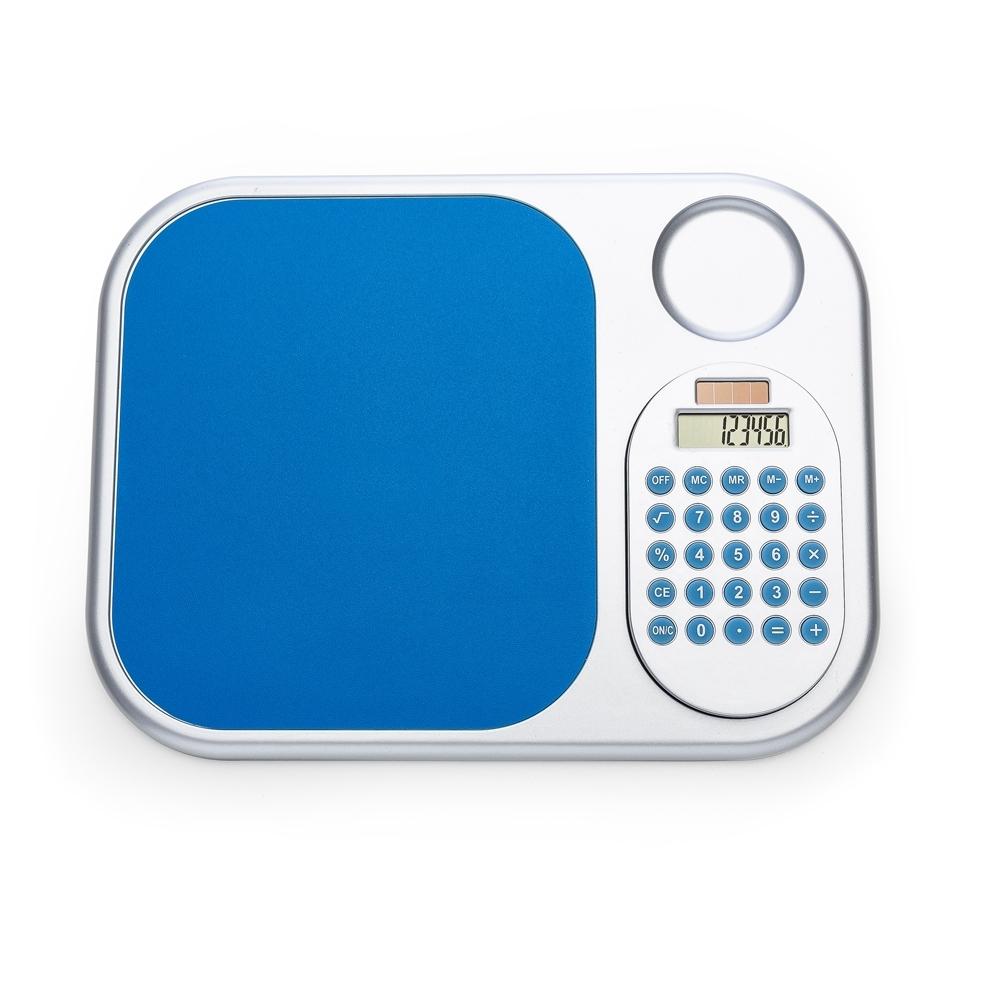 Mouse Pad com Calculadora Solar 12185 - Informática e Telefonia - Gráfica e Brindes Ipê - Patos de Minas - MG