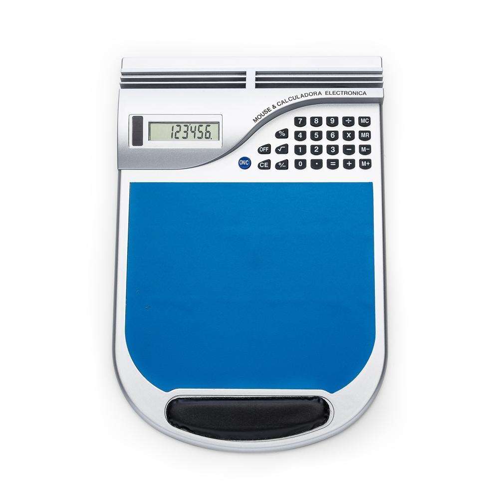 Mouse Pad com Calculadora Solar  3508 - Calculadoras - Gráfica e Brindes Ipê - Patos de Minas - MG