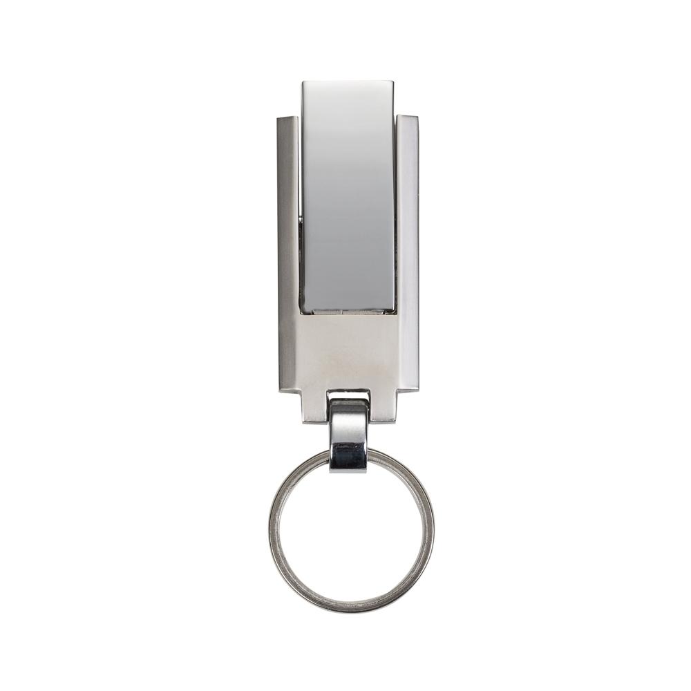 Pen Drive Chaveiro Metal 4GB/8GB 037-4GB/8GB - Brindes - Gráfica e Brindes Ipê - Patos de Minas - MG