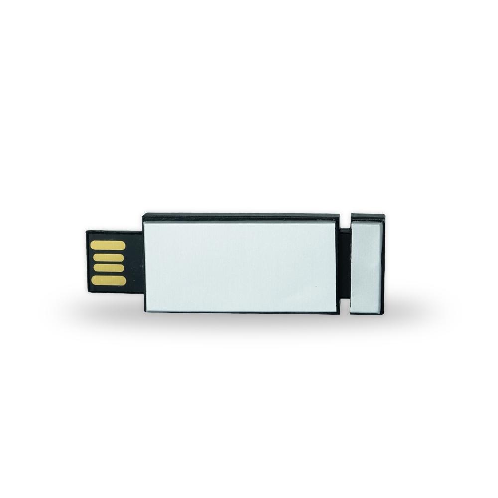 Pen Drive 4GB Retrátil 060-4GB - Brindes - Gráfica e Brindes Ipê - Patos de Minas - MG