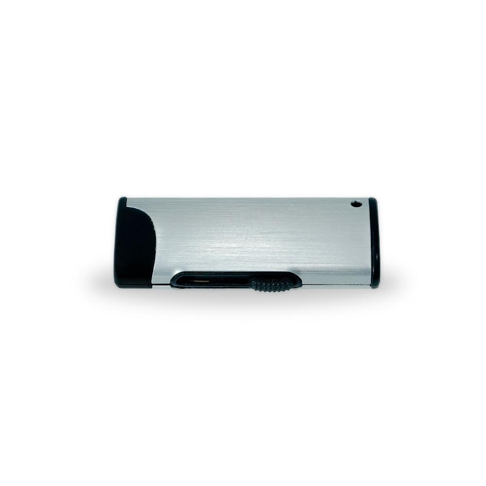 Pen Drive 4GB Retrátil  061-4GB - Pen Drives - Gráfica e Brindes Ipê - Patos de Minas - MG