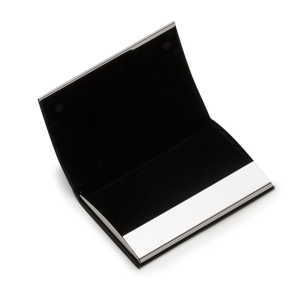 Porta Cartão Couro Sintético  12212 - Escritório - Gráfica e Brindes Ipê - Patos de Minas - MG