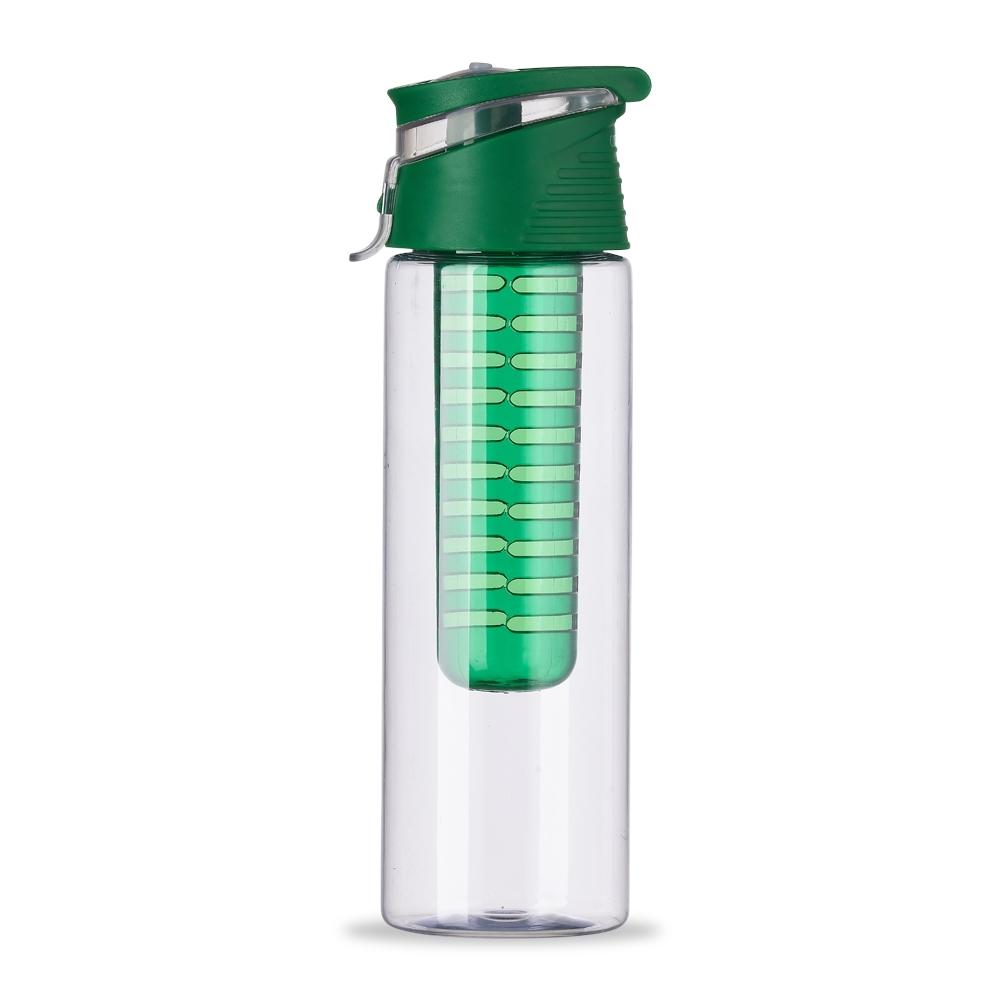 Squeeze Plástico 700ml com Infusor 13764B - Squeezes e Garrafas - Gráfica e Brindes Ipê - Patos de Minas - MG