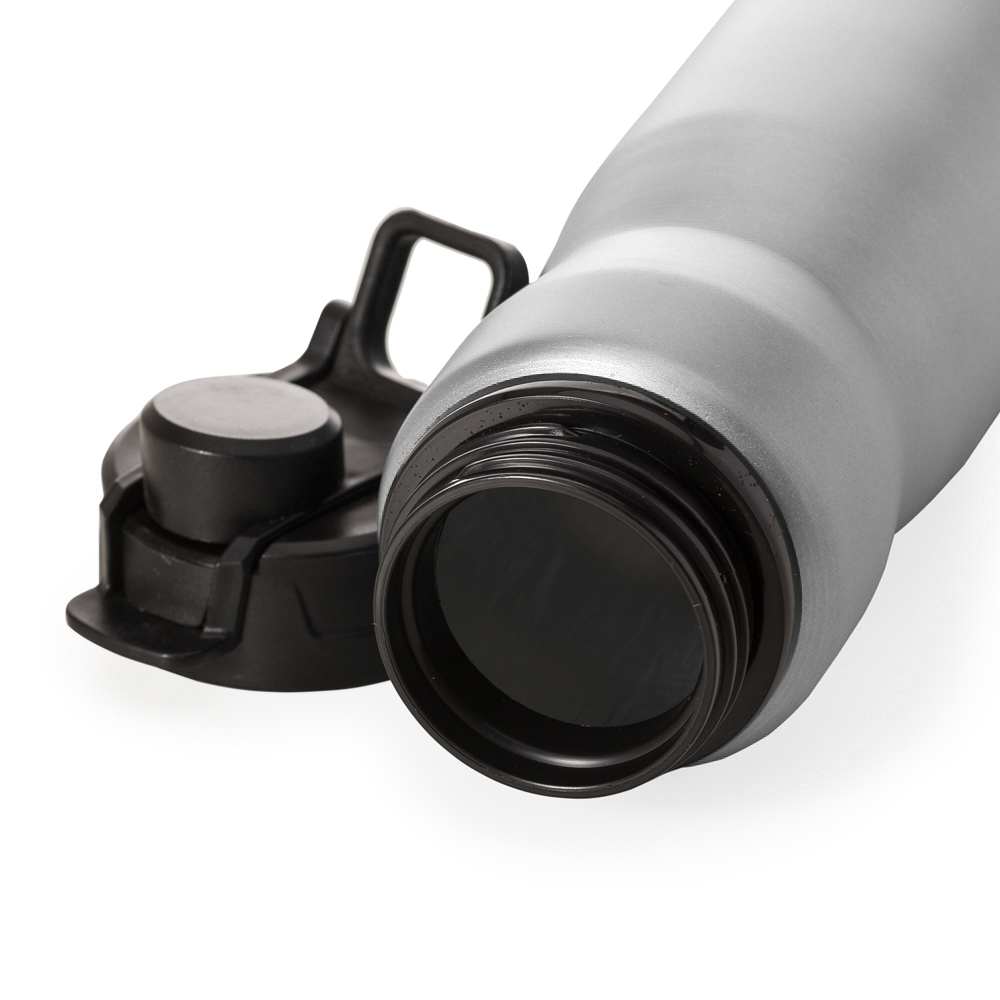 Squeeze de alumínio 750 ml  13584 - Squeezes e Garrafas - Gráfica e Brindes Ipê - Patos de Minas - MG