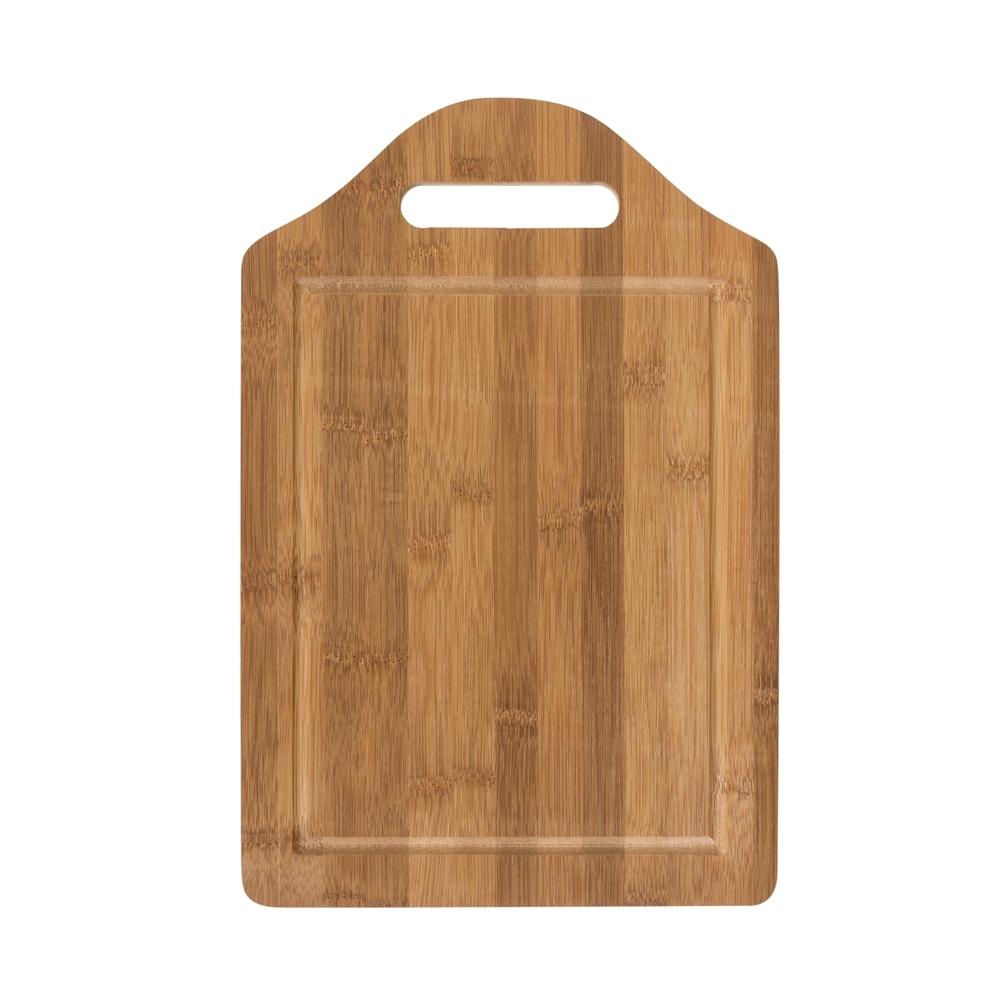 Tábua de Bambu com Canaleta 13270 - Brindes - Gráfica e Brindes Ipê - Patos de Minas - MG
