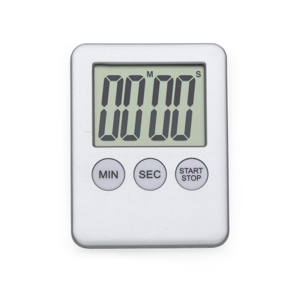 Timer Digital Plástico 12959 - Brindes - Gráfica e Brindes Ipê - Patos de Minas - MG